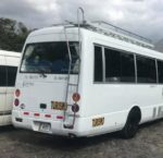 microbus de turismo